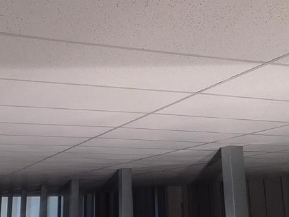 suspended ceilings - call in the experts at JCL - photo